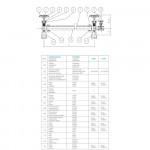 INDICADOR DE NIVEL  3/4' BSPFIG. 081 - DECA