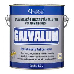 GALVANIZAÇÃO ALUMINIZADA A FRIO GALVALUM 3,6L - QUIMATIC TAPMATIC