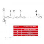 ELIMINADOR DE AR PARA LIQUIDO EA-250W 1/2' BSPT - SF INTERNATIONAL